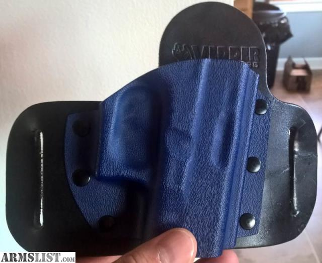 ARMSLIST - For Sale: Vedder Quick Draw OWB GLOCK 26 Right