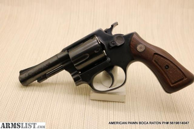 ARMSLIST - For Sale: AMADEO ROSSI M - 33 REVOLVER CAL 38 SPL