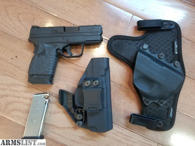 ARMSLIST - For Sale/Trade: XDS 3 3