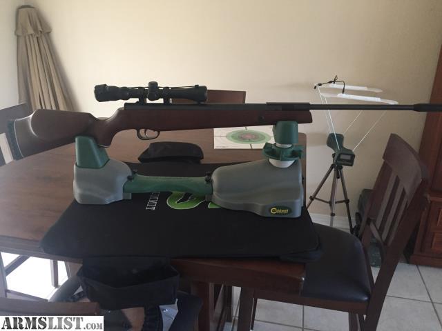 RS3 Trigger air rifle Beeman Mach 12.5 Air Rifle