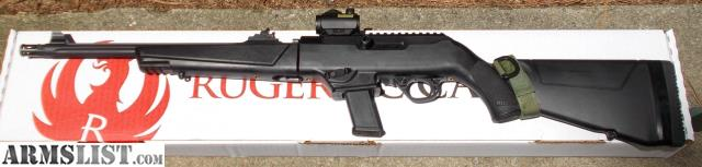 Armslist For Saletrade Ruger Pc Carbine Takedown