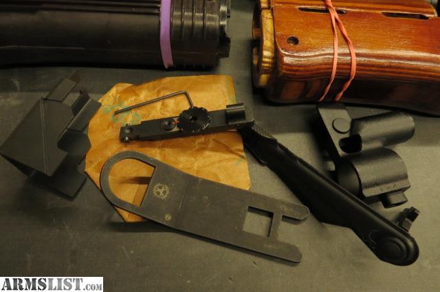ARMSLIST - For Sale: AK 47 AK 74 AKM parts safe clean out