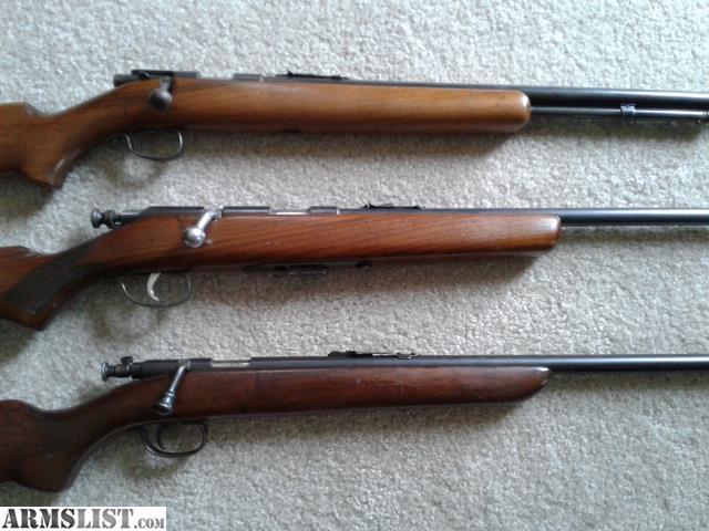 Savage old guns
