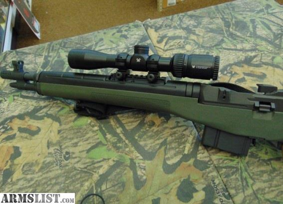 ARMSLIST - For Sale: Springfield M1A™ SOCOM 16  7 62NATO USED
