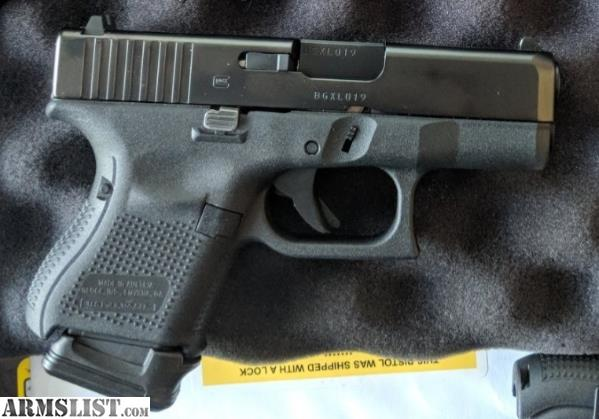 Armslist For Sale Trade Glock 26 Gen 5