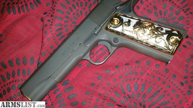 ARMSLIST - For Sale/Trade: OR BEST OFFER! Springfield Armory 1911A1