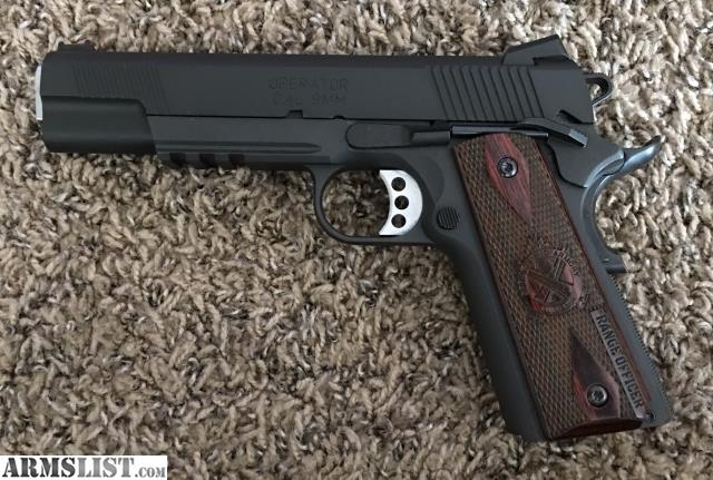 ARMSLIST - For Sale: Springfield Armory Range Officer