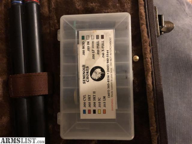 ARMSLIST - For Sale/Trade: Sig Rizzini Aurora tt-25 12 gauge Over Under