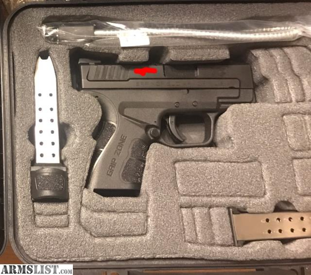 ARMSLIST - For Sale/Trade: Springfield Armory XD Mod 2 9mm