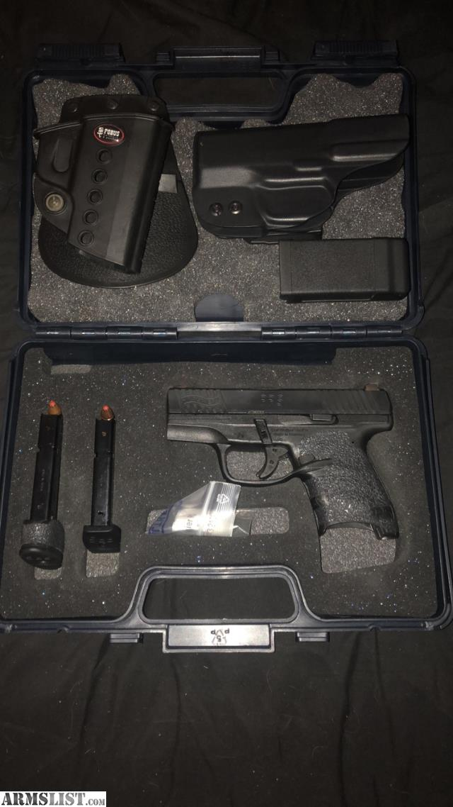 ARMSLIST - For Sale/Trade: Walther PPS M2
