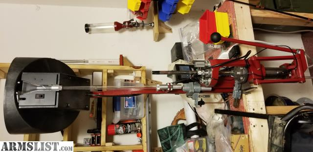 ARMSLIST - For Sale: Hornady Ammo Plant with tons of