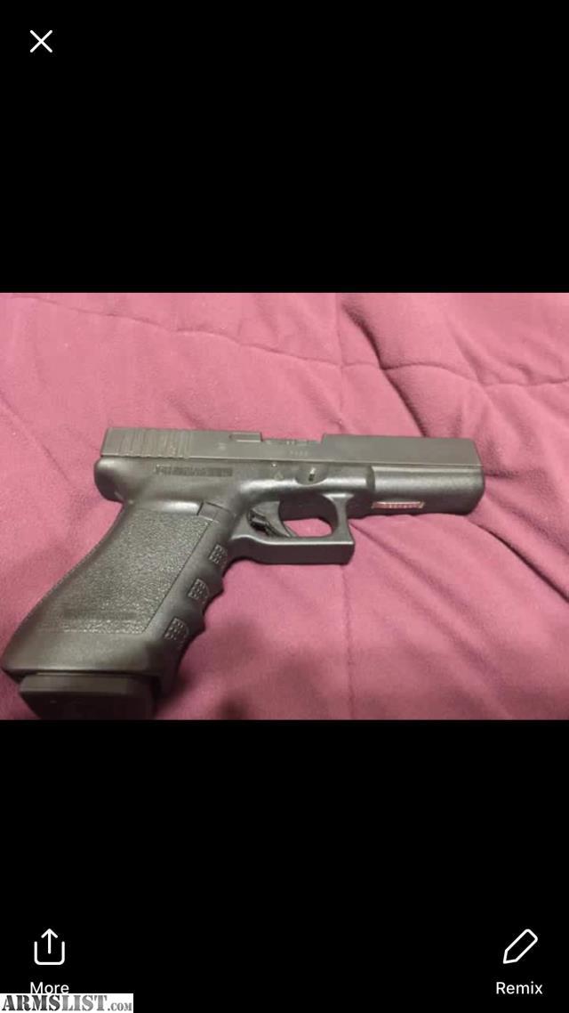 ARMSLIST - For Sale: Glock 20 10mm Gen 3