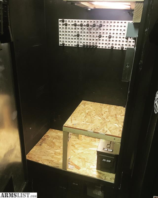 ARMSLIST - For Sale: Custom coke machine gun safe