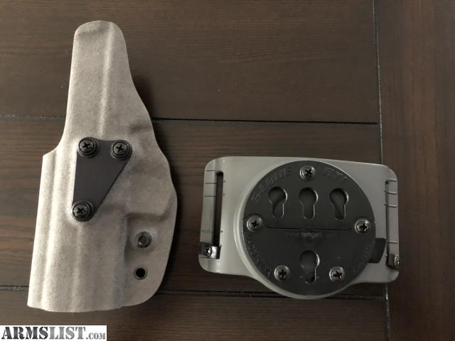 ARMSLIST - For Sale: G-Code RTI and OSH holster for HK VP9/P30