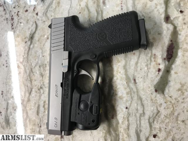ARMSLIST - For Sale/Trade: KAHR CW9