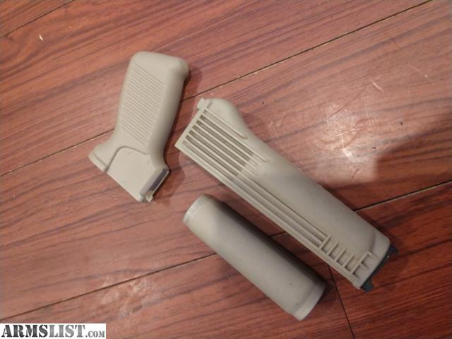 ARMSLIST - For Sale/Trade: Used SamS7 AK-47 pistol grip and 2pcs