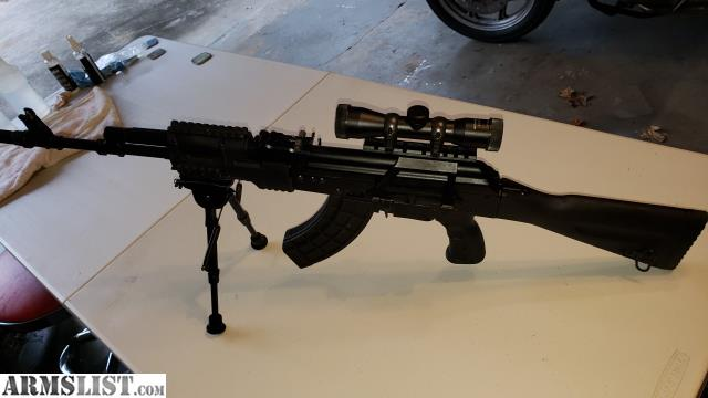 ARMSLIST - For Sale: Saiga AK-47, Russian