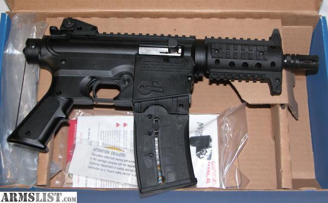 ARMSLIST - For Sale/Trade: Mossberg 715t AR22 pistol