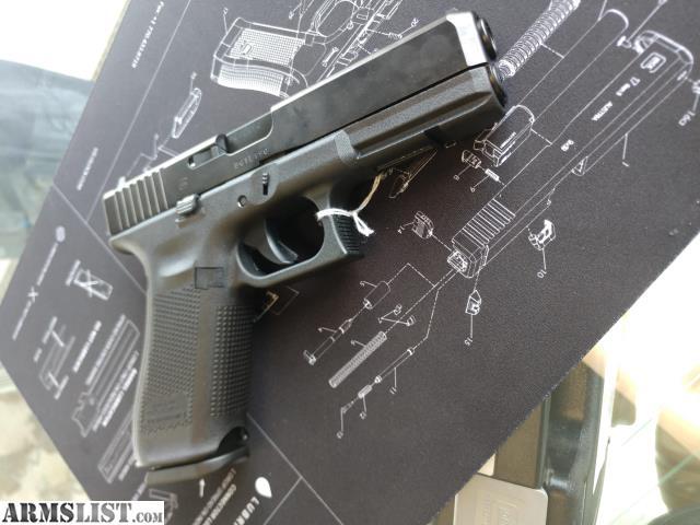 ARMSLIST - For Sale: Glock 17 Gen 5