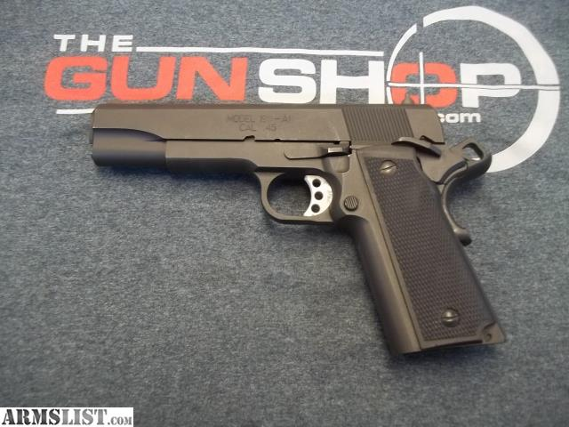 ARMSLIST - For Sale: Springfield 1911-A1 double stack!