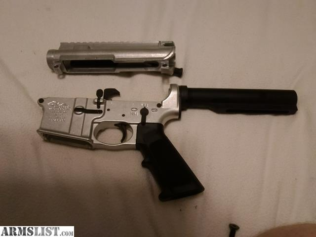 ARMSLIST - For Sale: Fixed mag California compliant complete