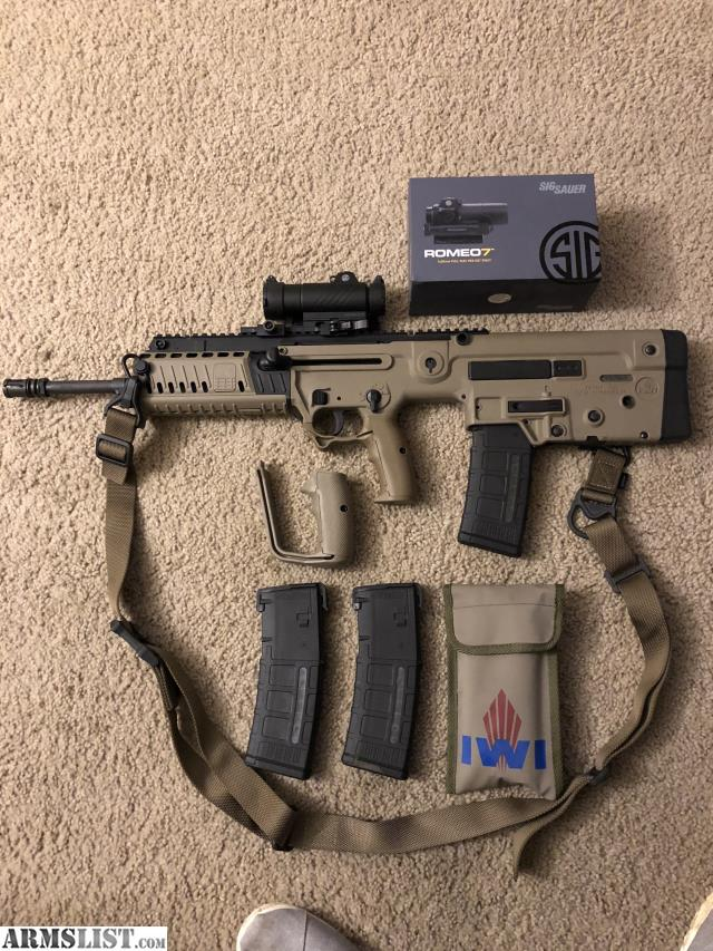 ARMSLIST - For Sale/Trade: Sig Sauer Romeo 7