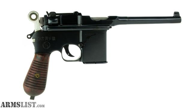 armslist for sale chinese c96 9mm pr40172