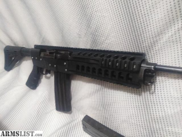 Armslist For Saletrade Troy Mini 14 Plus Archangel Chassis