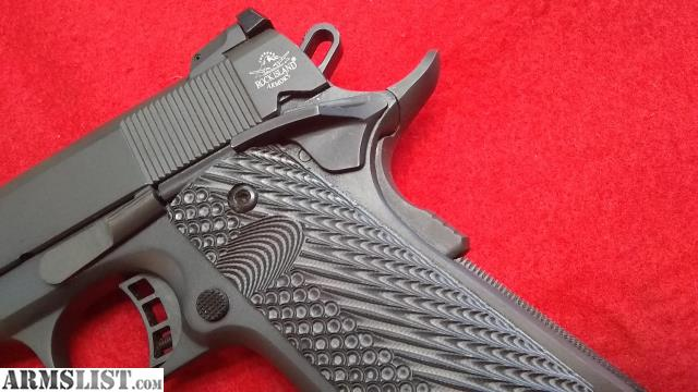 Rock Island Armory  Tactical Ii Fs Mm For Sale