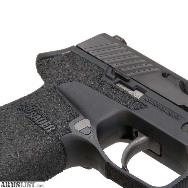 ARMSLIST - For Sale: Sig Sauer P320 Compact Custom Stippling