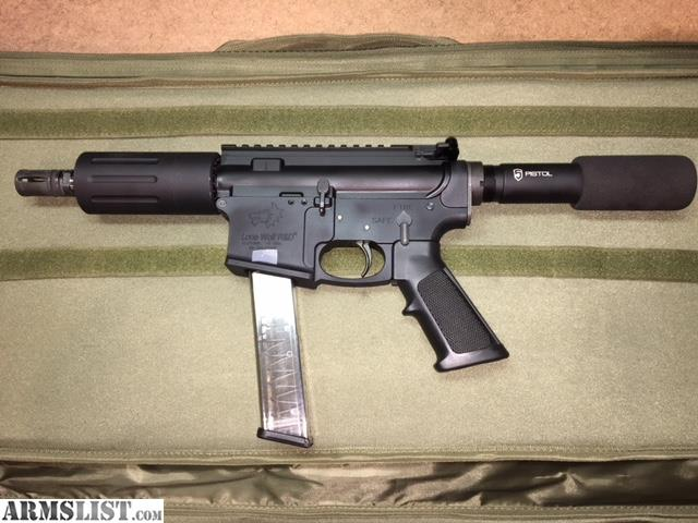 Armslist For Sale Lone Wolf G9 Ar9 Pistol