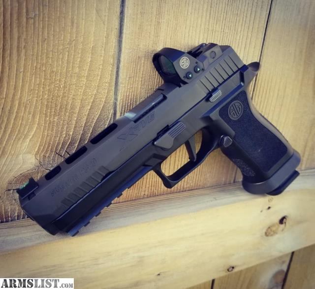ARMSLIST - For Sale/Trade: Sig p320 X5
