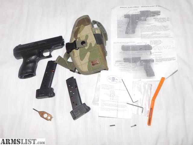 ARMSLIST - For Sale: Hi-Point 9mm Carbine & Pistol
