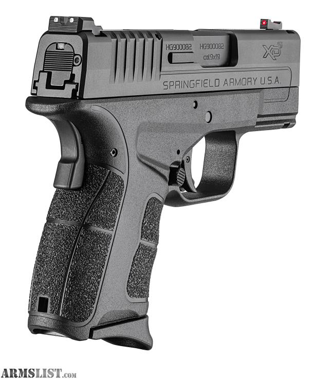 For Sale: *-*-*-*-* Springfield XDS 9 Mod.2
