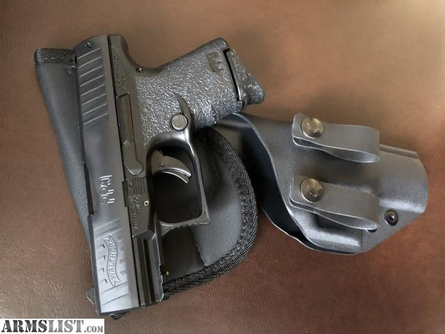 ARMSLIST - For Trade: Walther PPQ sc