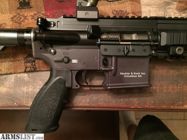 ARMSLIST - For Sale: Hk mr556a1