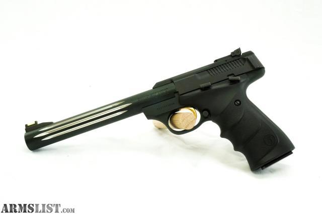 Armslist For Sale Browning Buck Mark Lite Urx 725