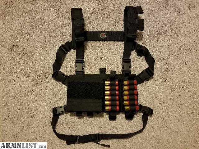 ARMSLIST - For Sale: SOE Gear 12 ga Micro Rig + Padded H-Harness