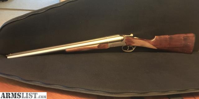 ARMSLIST - For Sale: Stoeger Coach Gun 12GA polished nickel