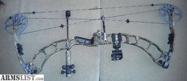 Armslist For Sale G5 Prime Alloy Compound Bow Never Shot Camo