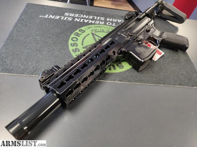 ARMSLIST - For Sale: SALE THIS WEEK NEW SIG SAUER MPX 9MM TACOPS