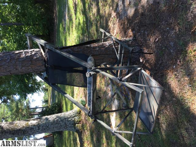 Armslist For Sale Treelounge Climbing Tree Stand