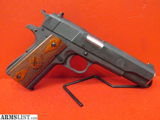 1911 A1 Grips