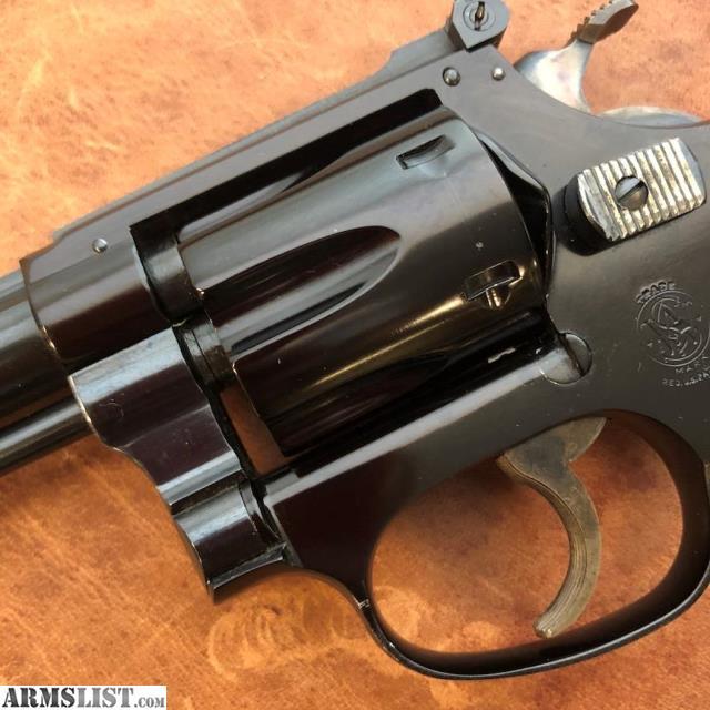 For Sale: Smith & Wesson Model 43 Kit Gun 22lr
