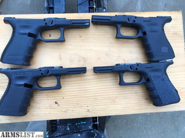 ARMSLIST - For Sale: Glock 19/23 stripped frames