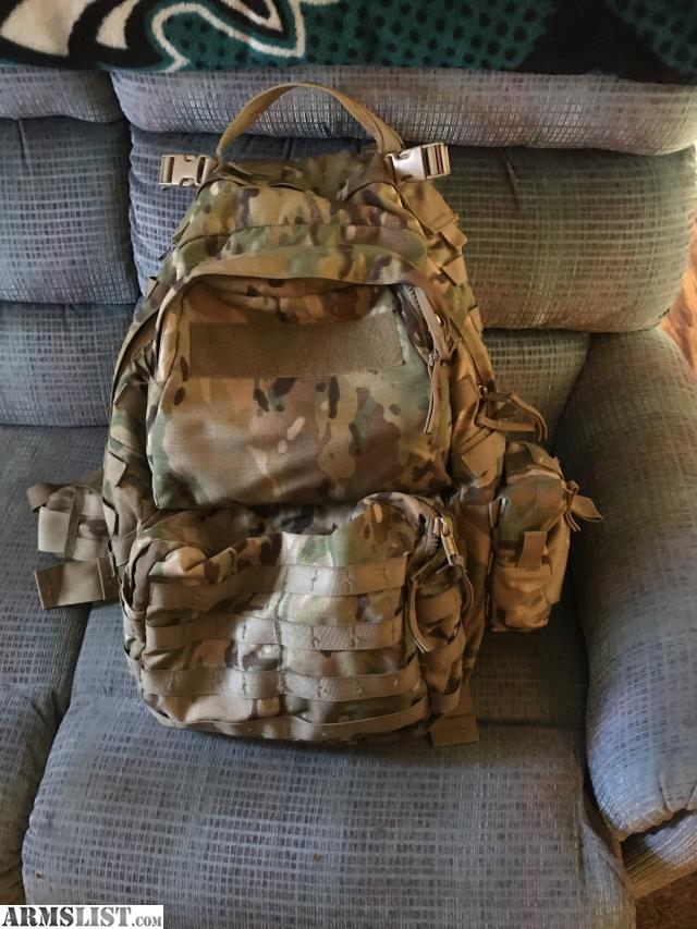 ARMSLIST - For Sale/Trade: MOLLE II Medium Ruck OCP Multicam