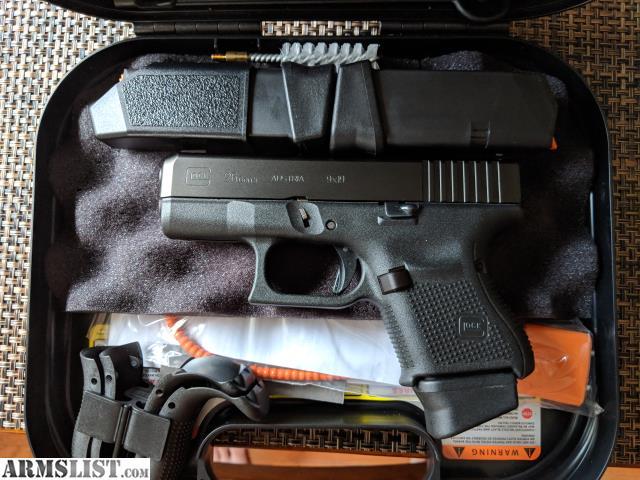 ARMSLIST - For Sale: Glock 26 gen5