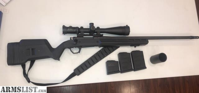 Armslist For Sale Remington 700 Magpul Hunter Stock 243 Win