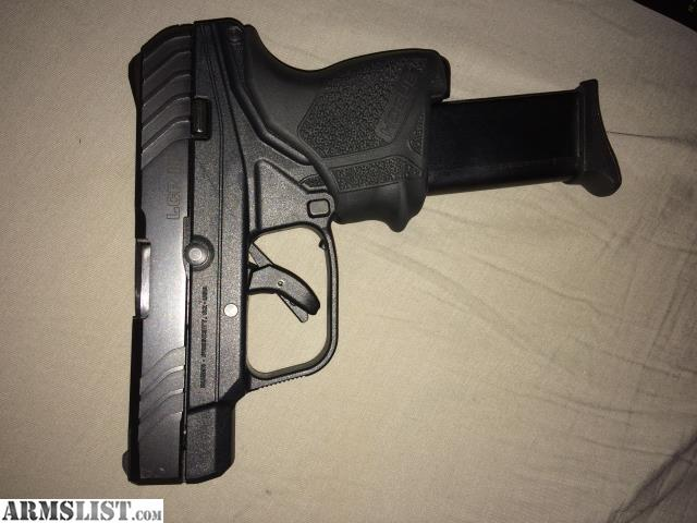 ARMSLIST - For Trade: Ruger lcp 2 with hogue grip and 10