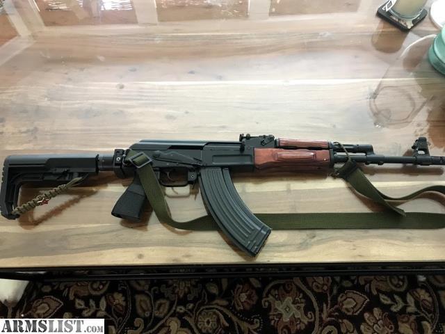 ARMSLIST - For Sale: Arsenal SLR-95/ AK-47 (Milled)